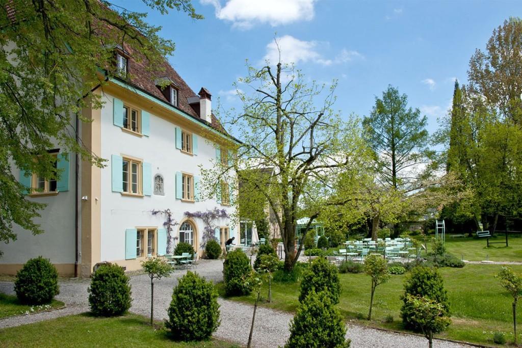 CH - Schloss Ueberstorf