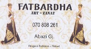 24.Fatbardha